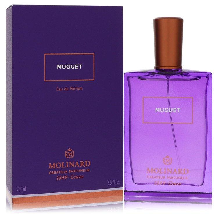 Molinard Muguet Perfume by Molinard 75 ml EDP Spay for Women