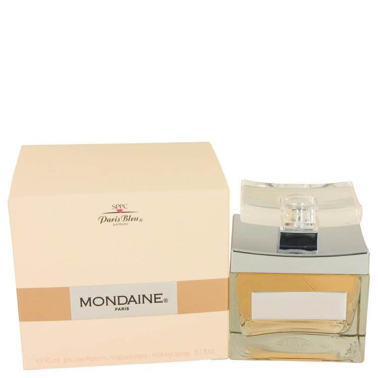 Mondaine Perfume by Paris Bleu 92 ml Eau De Parfum Spray for Women