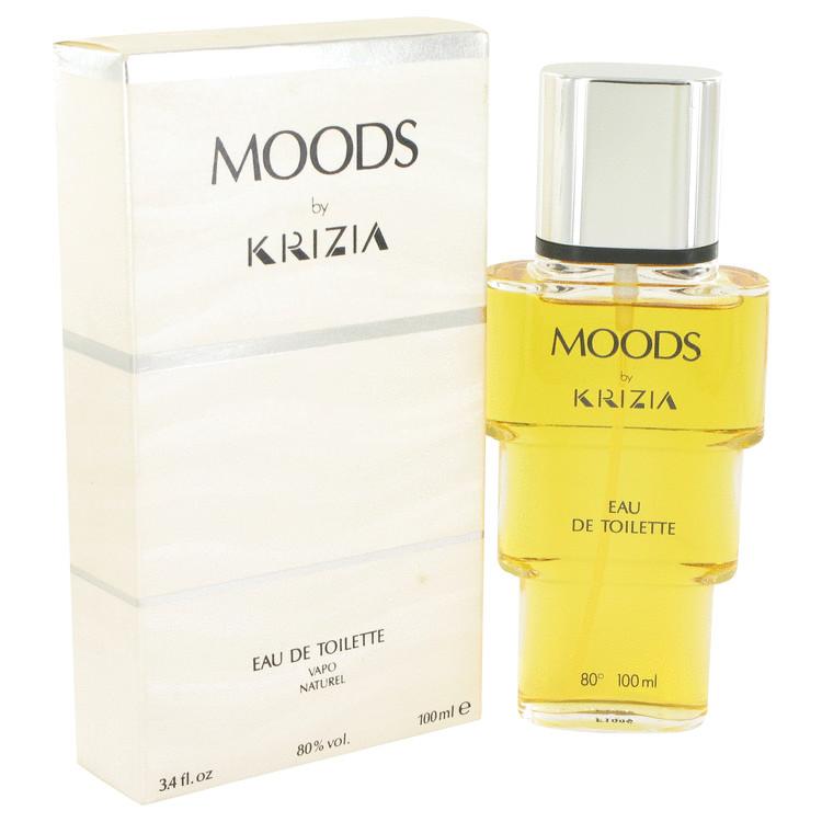 Moods Perfume by Krizia 100 ml Eau De Toilette Spray for Women