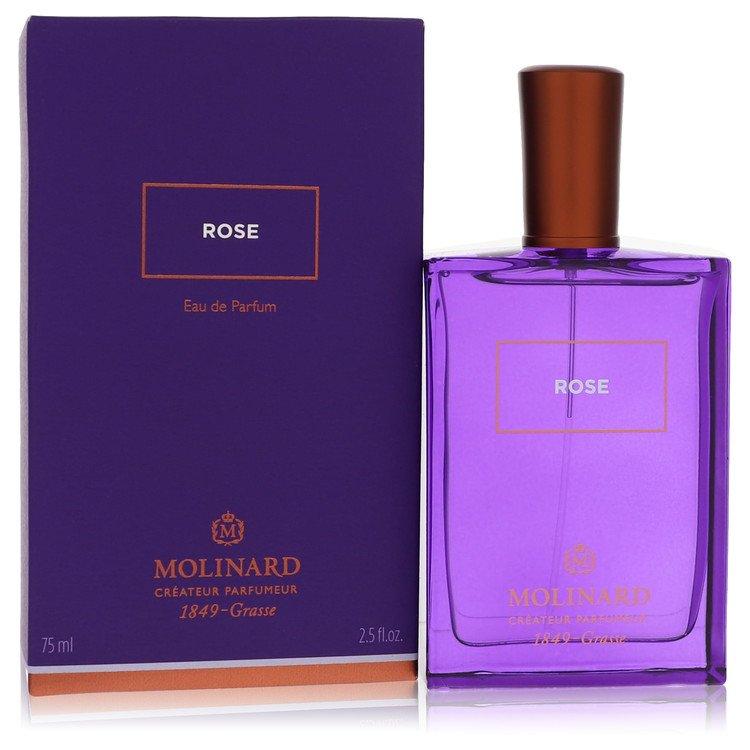 Molinard Rose Perfume 75 ml Eau De Parfum Spray (Unisex) for Women