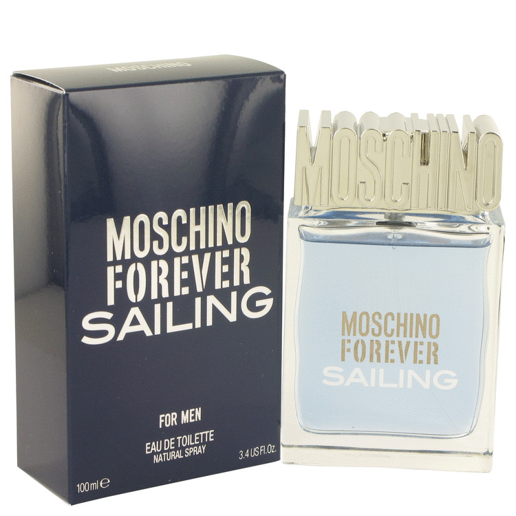 Moschino Forever Sailing Cologne by Moschino 100 ml EDT Spay for Men