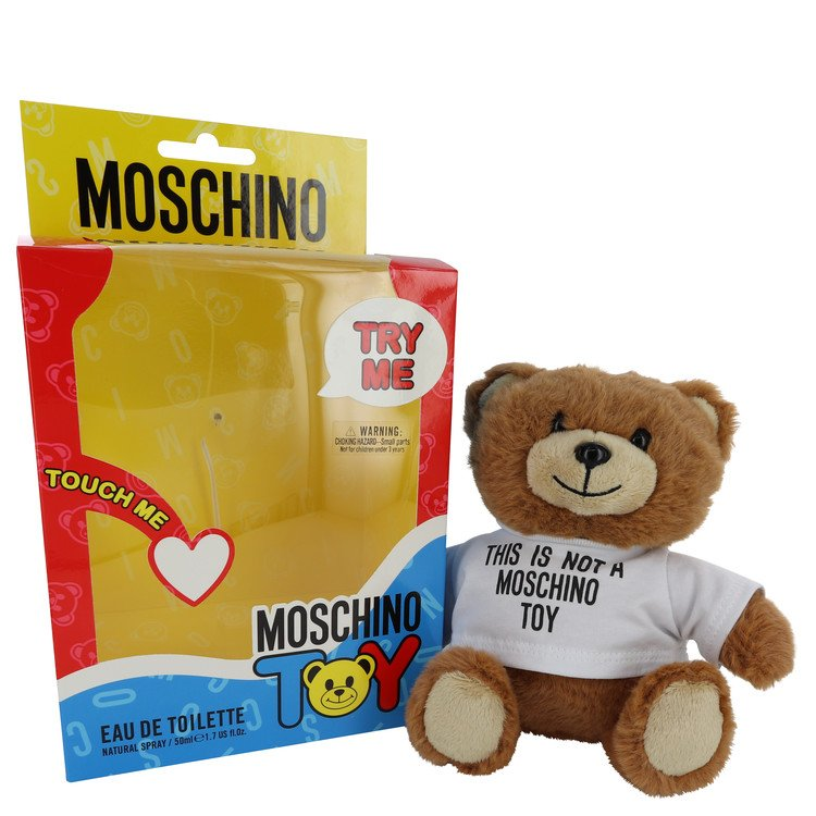 Moschino Toy Perfume by Moschino 50 ml Eau De Toilette Spray for Women