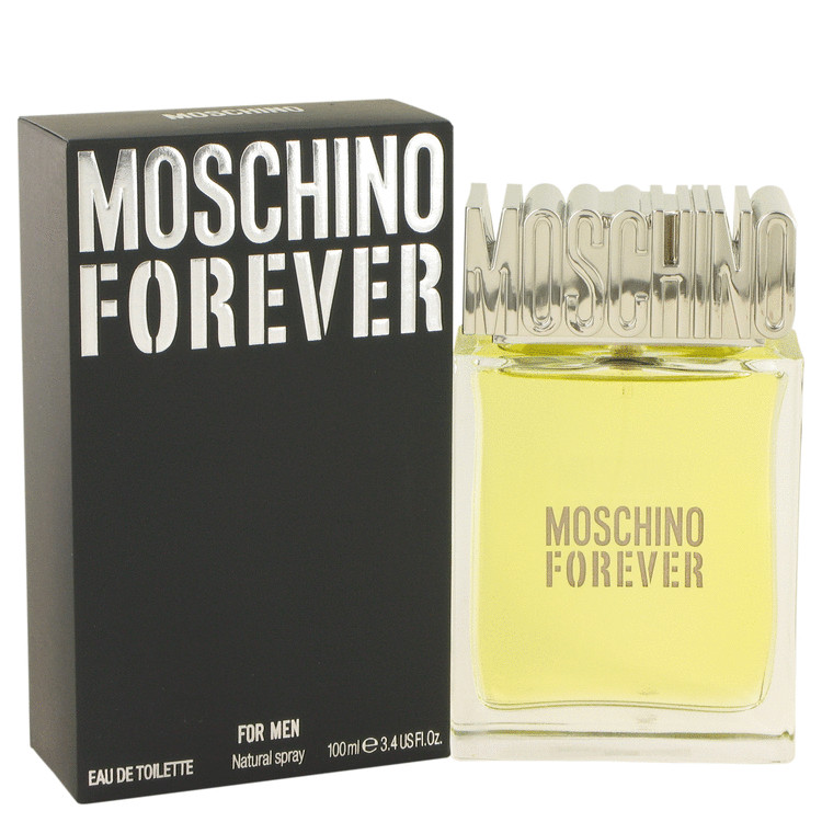 Moschino Forever Cologne by Moschino 100 ml EDT Spay for Men