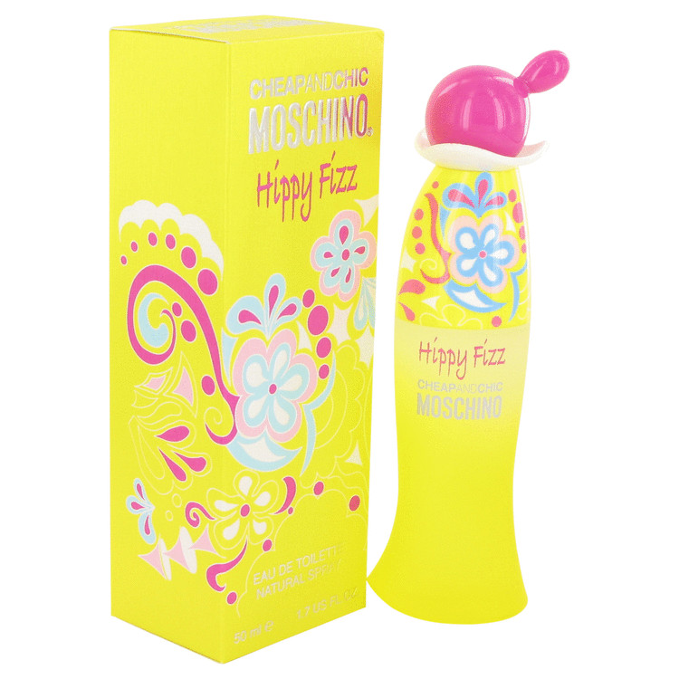Moschino Hippy Fizz Perfume by Moschino 50 ml EDT Spay for Women