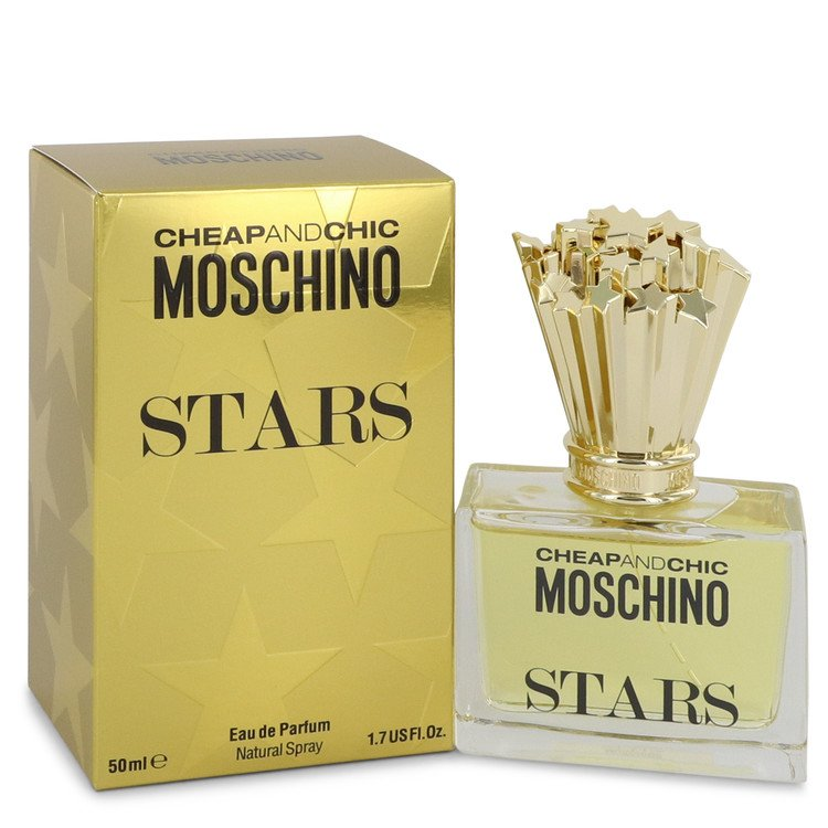 Moschino Stars Perfume by Moschino 50 ml Eau De Parfum Spray for Women