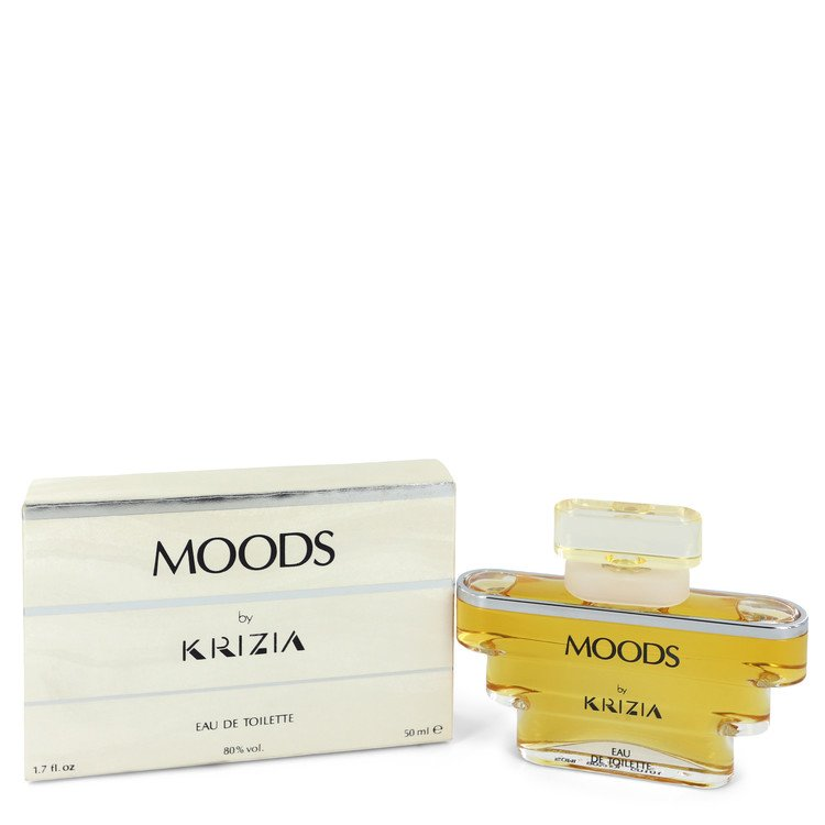 Moods by Krizia Women's Eau De Toilette 1.7 oz