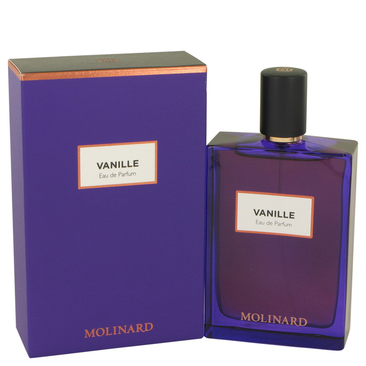 Molinard Vanille Perfume 75 ml Eau De Pafum Spray (Unisex) for Women