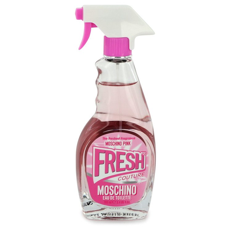 Moschino Pink Fresh Couture Perfume 100 ml EDT Spray(Tester) for Women
