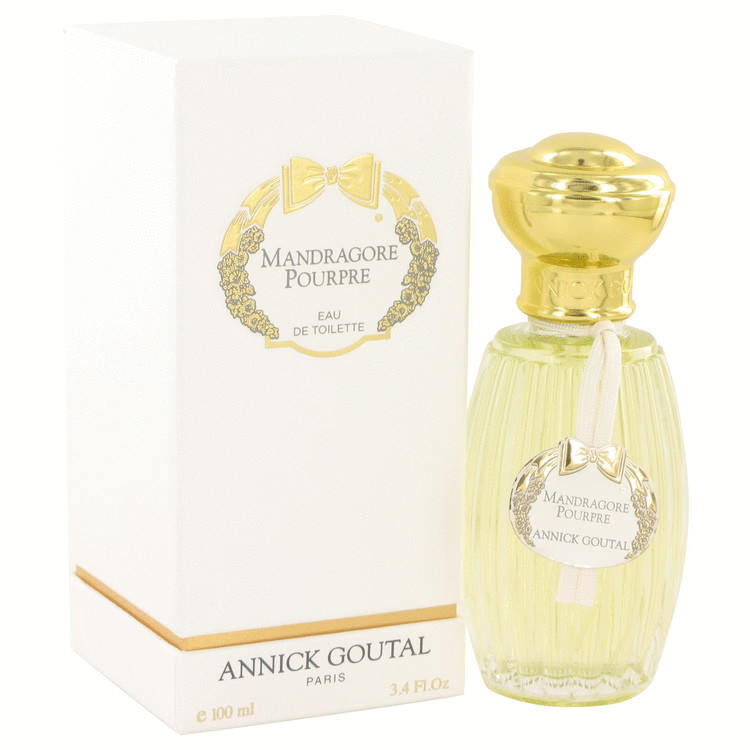 Mandragore Pourpre Perfume by Annick Goutal 100 ml EDT Spay for Women
