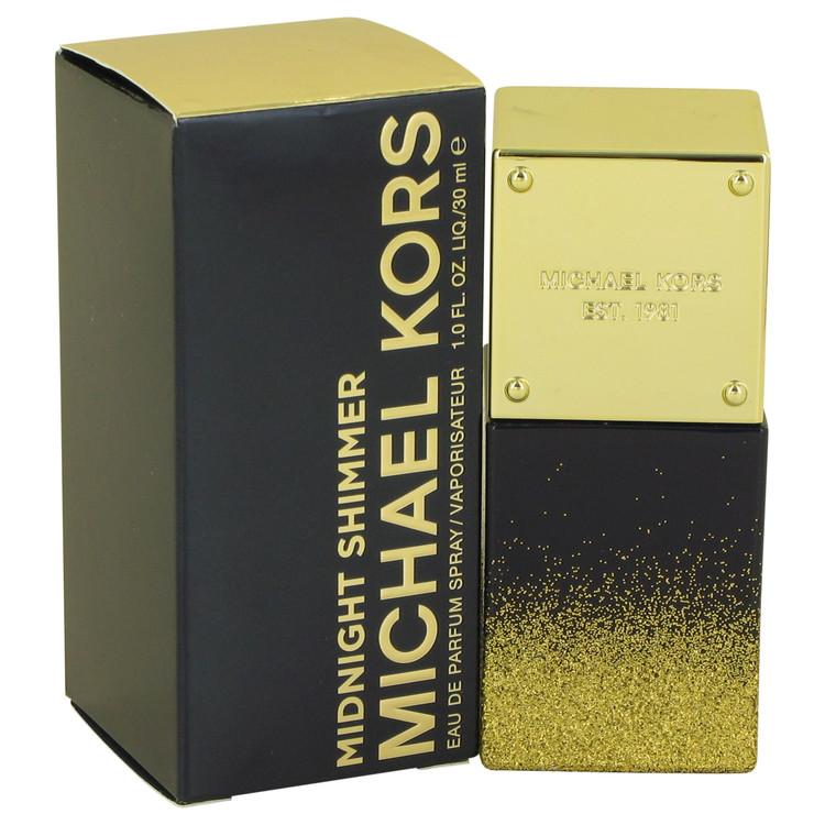 Midnight Shimmer by Michael Kors for Women Eau De Parfum Spray 1 oz
