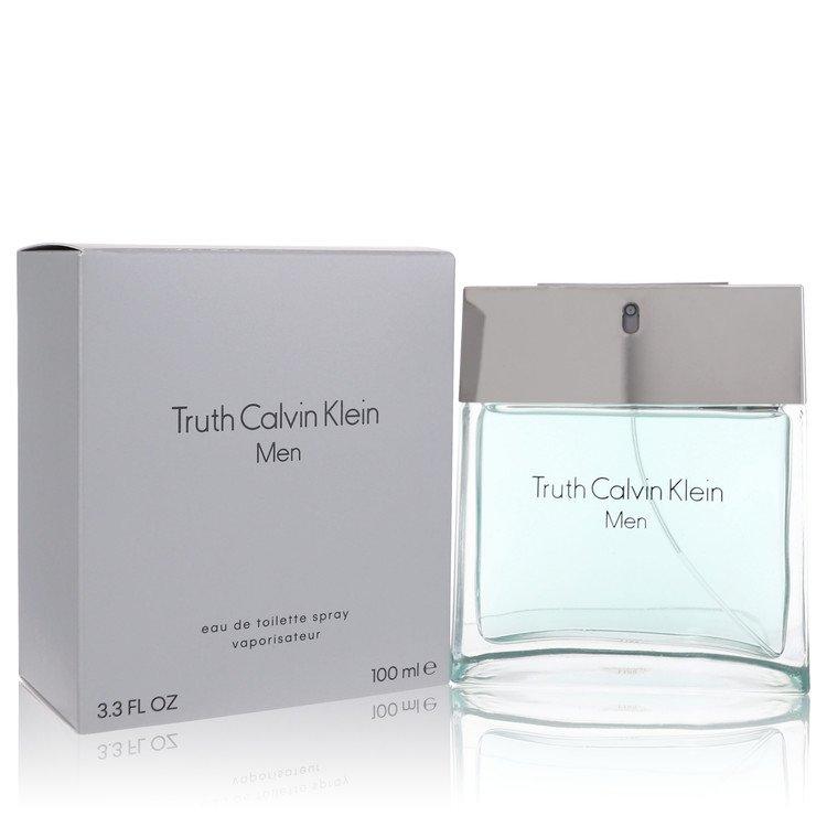 Truth Cologne by Calvin Klein 100 ml Eau De Toilette Spray for Men