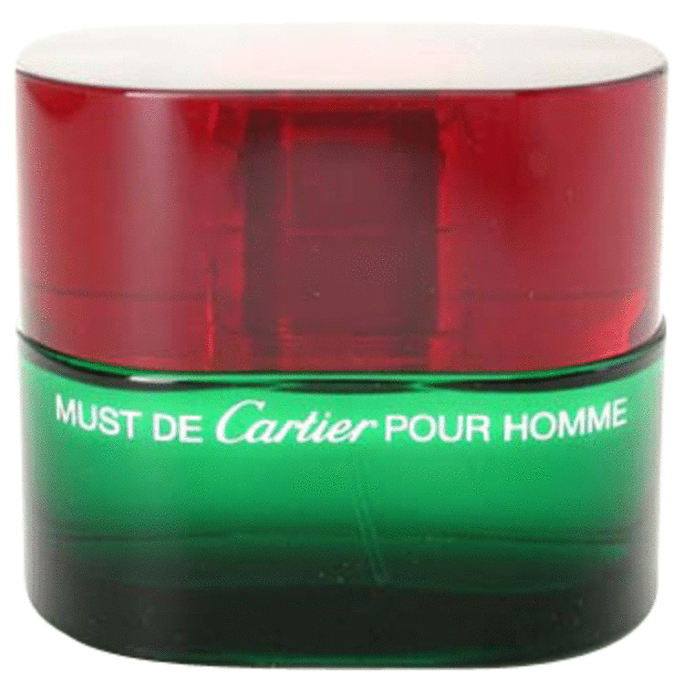Must De Cartier Cologne 1.7 oz Essence EDT Spray for Men