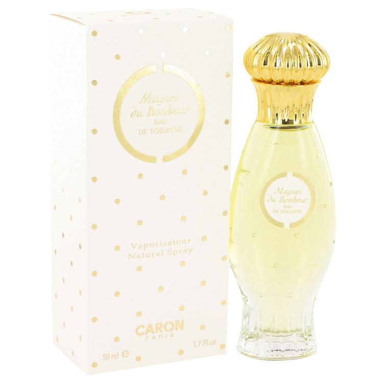 Muguet Du Bonheur Perfume by Caron 50 ml EDT Spay for Women