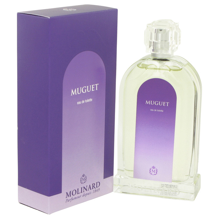 Muguet Perfume 3.4 oz EDT Spray (New Packaging) for Women