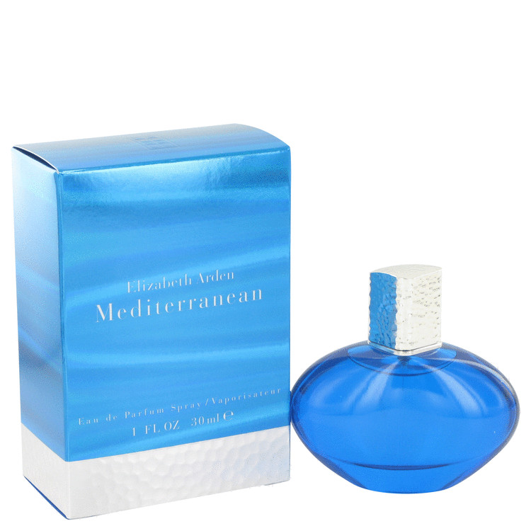 Mediterranean by Elizabeth Arden for Women Eau De Parfum Spray 1 oz