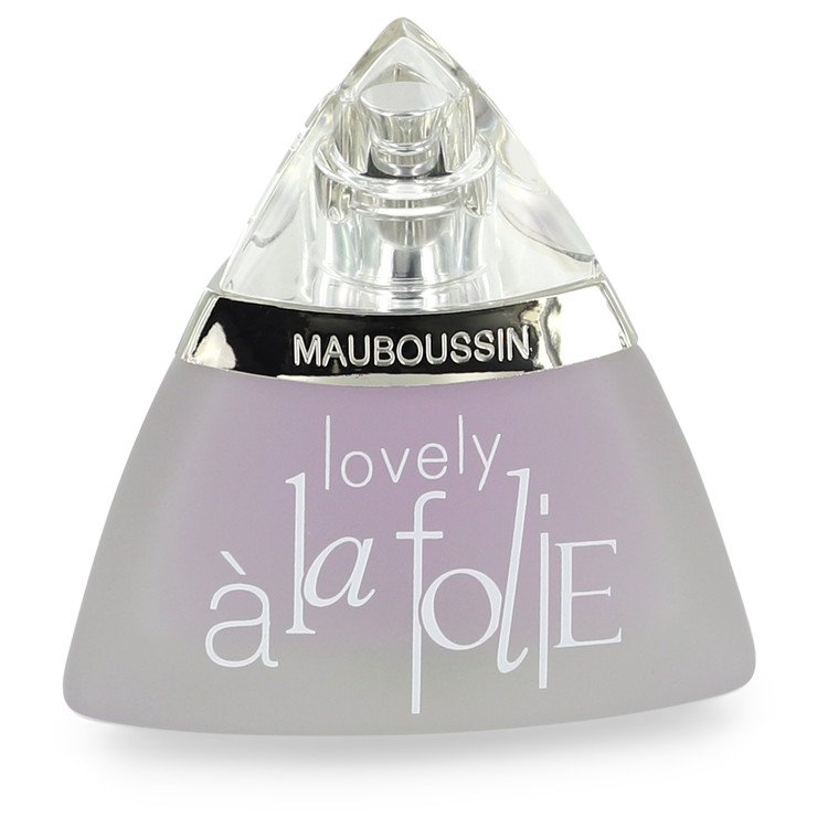 Mauboussin Lovely A La Folie by Mauboussin Women's Eau De Parfum Spray (unboxed) 1.7 oz