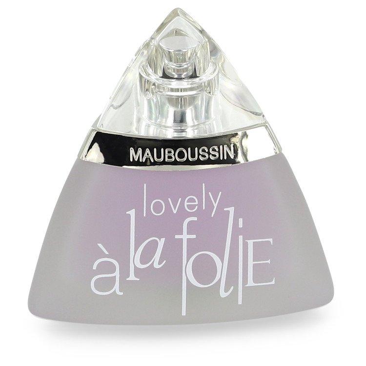 Mauboussin Lovely A La Folie by Mauboussin Women's Eau De Parfum Spray (unboxed) 1.7 oz