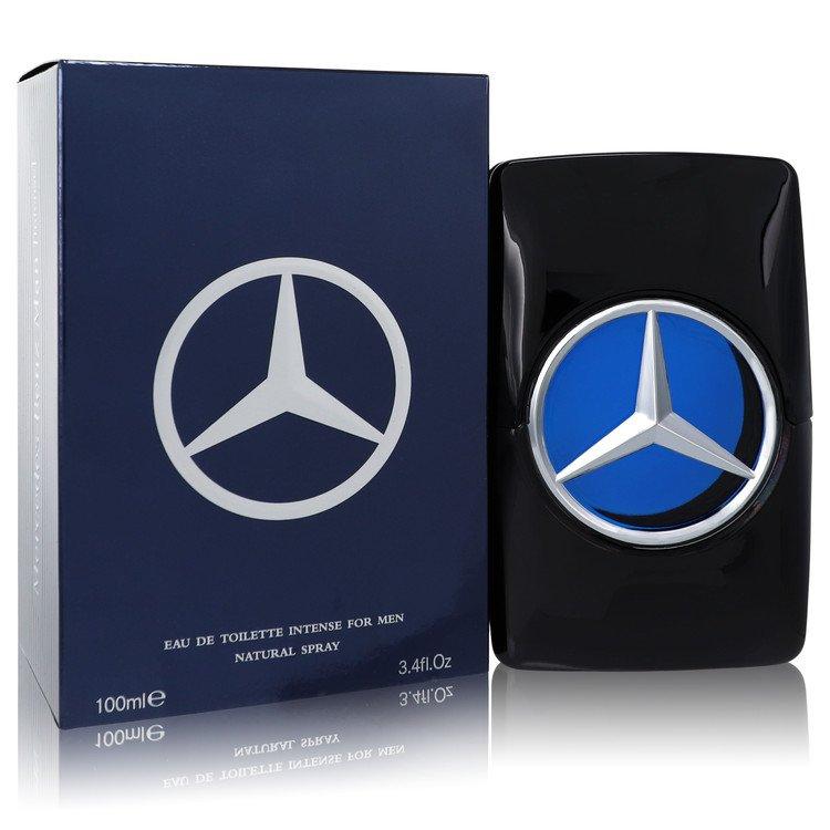 Mercedes Benz Man Intense by Mercedes Benz –  Eau De Toilette Spray 3.4 oz 100 ml for Men