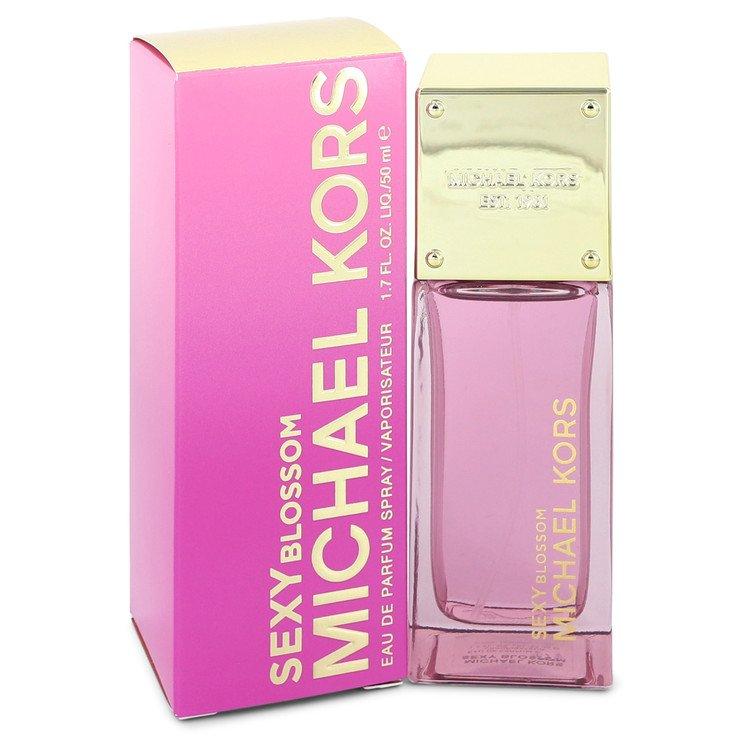 Michael Kors Sexy Blossom by Michael Kors –  Eau De Parfum Spray 1.7 oz 50 ml for Women