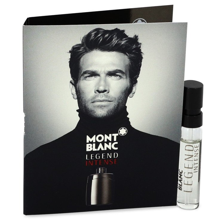 Montblanc Legend Intense by Mont Blanc Men's Vial (sample) .06 oz