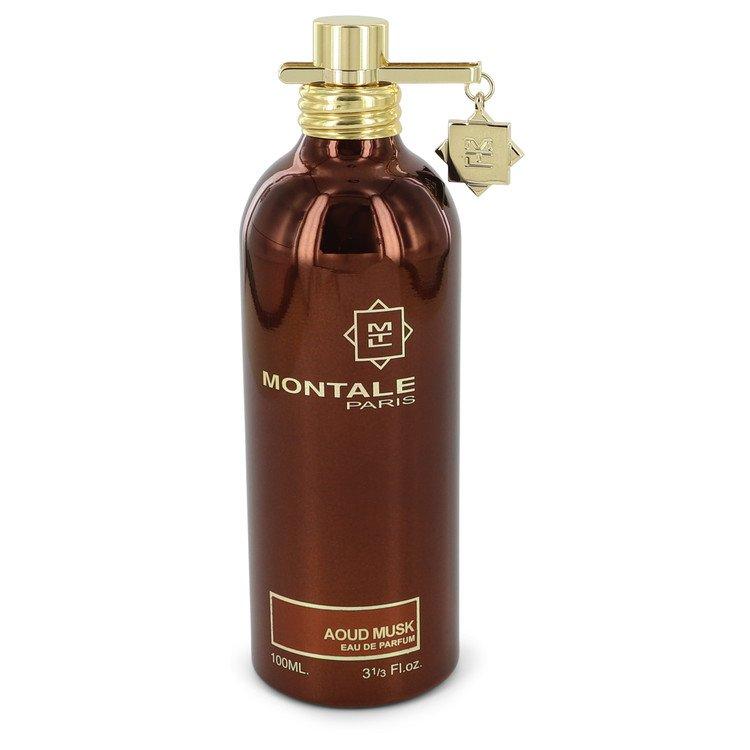 Montale Aoud Musk by Montale Women's Eau De Parfum Spray (unboxed) 3.3 oz
