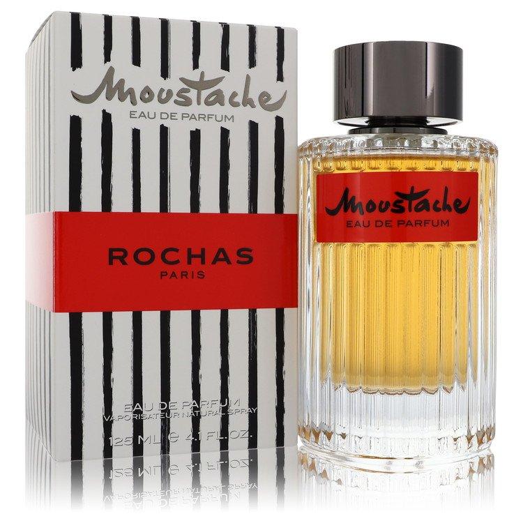 MOUSTACHE by Rochas –  Eau De Parfum Spray 4.2 oz 125 ml for Men
