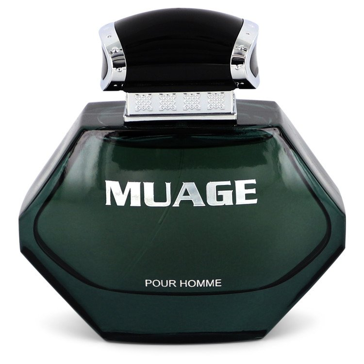 Muage Pour Homme by Muage Men's Eau De Toilette Spray (unboxed) 3.4 oz