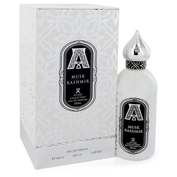 Musk Kashmir by Attar Collection Women's Eau De Parfum Spray (Unisex) 3.4 oz