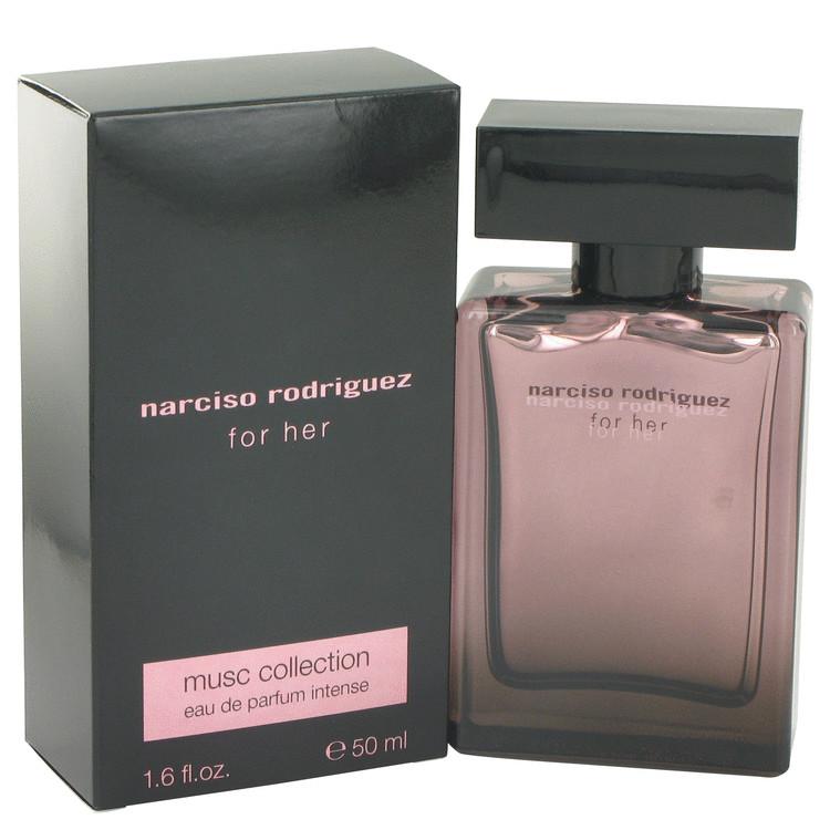 Narciso Rodriguez Musc Perfume 50 ml Eau De Parfum Intense Spray for Women