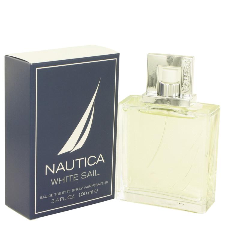 Nautica White Sail Cologne by Nautica 100 ml EDT Spay for Men
