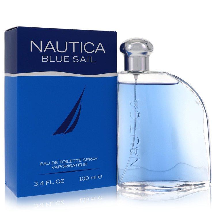 Nautica Blue Sail Cologne by Nautica 100 ml EDT Spay for Men