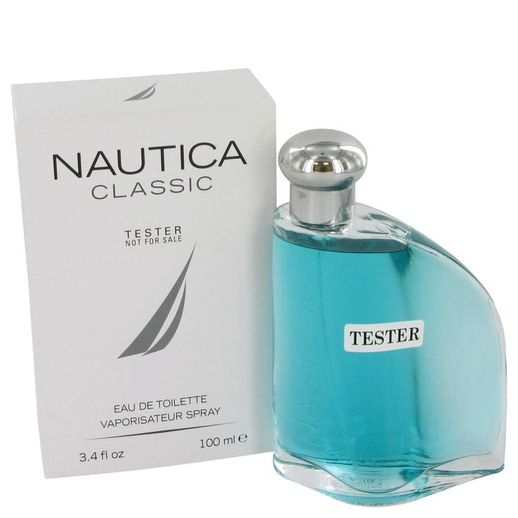 Nautica Cologne by Nautica 100 ml Cologne Spray (Tester) for Men