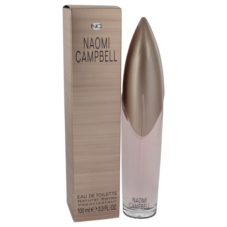 Naomi Campbell Perfume by Naomi Campbell 100 ml EDT Spay for Women