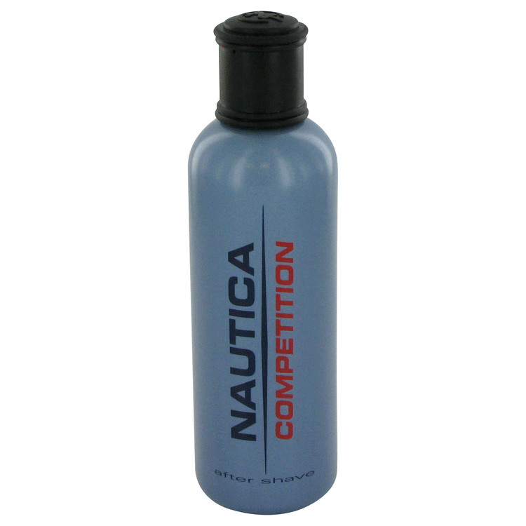 Nautica Competition After Shave 4.2 oz After Shave (Blue Bottle unboxed) for Men