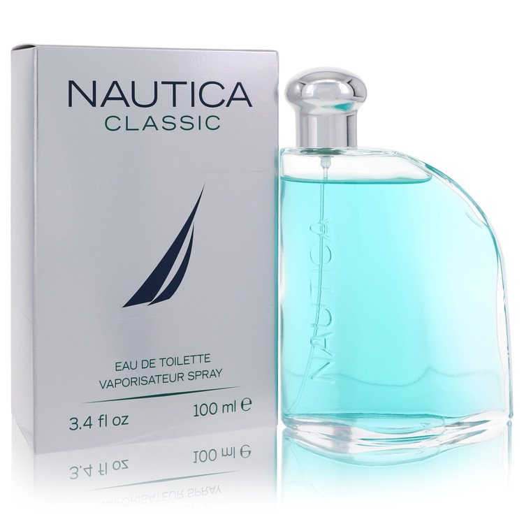 Nautica Classic Cologne by Nautica 100 ml EDT Spay for Men