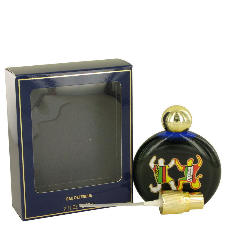 Niki De Saint Phalle Zodiac Gemini Perfume 60 ml Eau Defendu Spray for Women