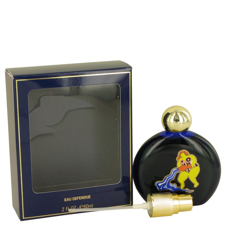 Niki De Saint Phalle Zodiac Aquarius Perfume 60 ml Eau Defendu Spray for Women