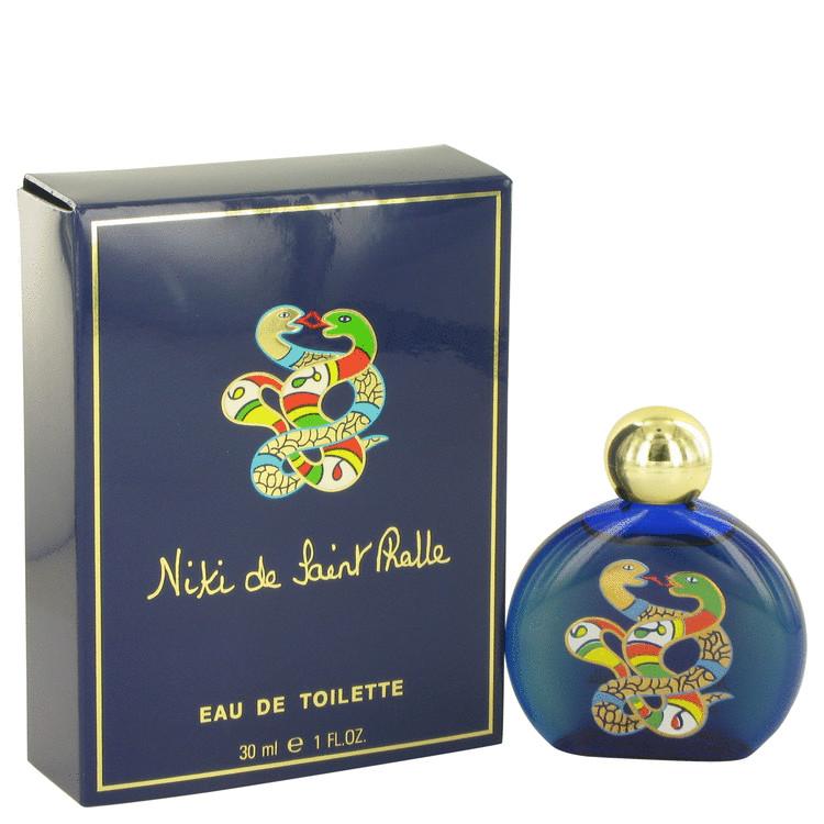 NIKI DE SAINT PHALLE by Niki de Saint Phalle for Women Eau De Toilette 1 oz