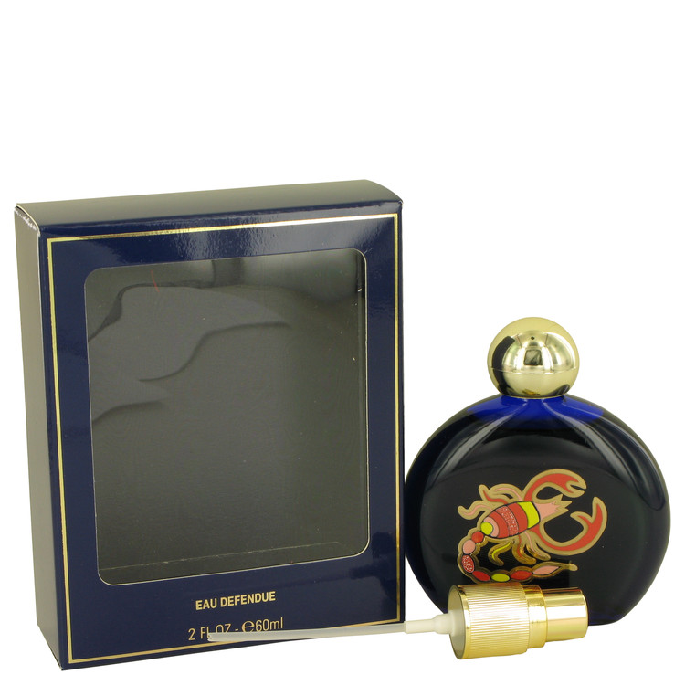 Niki De Saint Phalle Zodiac Scorpio Perfume 60 ml Eau Defendu Spray for Women