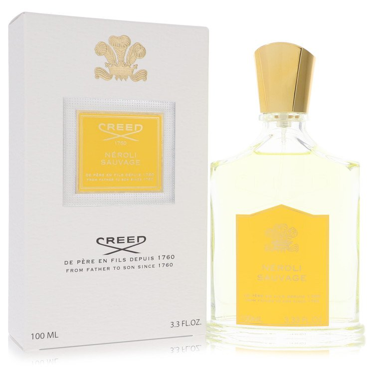 Neroli Sauvage Cologne by Creed 100 ml Eau De Parfum Spray for Men