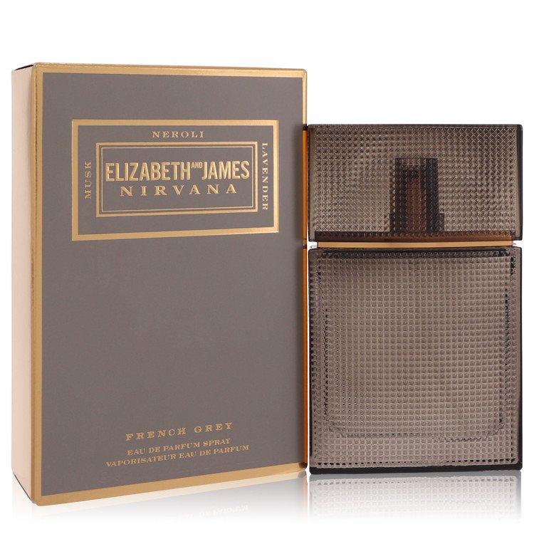 Nirvana French Grey by Elizabeth and James for Women Eau De Parfum Spray (Unisex) 1.7 oz