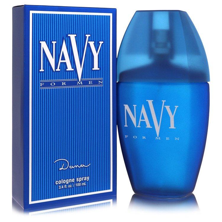 NAVY by Dana –  Cologne Spray 3.4 oz 100 ml for Men
