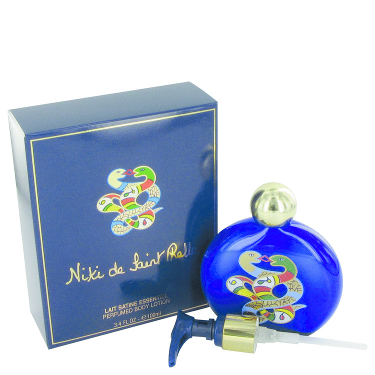 Niki De Saint Phalle Body Lotion 3.5 oz Body Lotion for Women