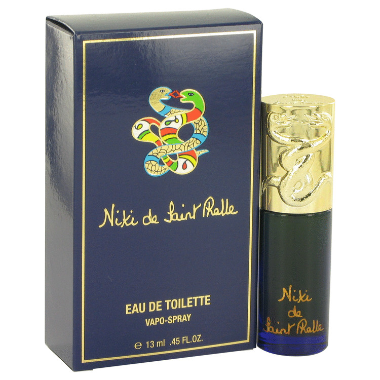 NIKI DE SAINT PHALLE by Niki de Saint Phalle for women Eau De Toilette Spray .45 oz
