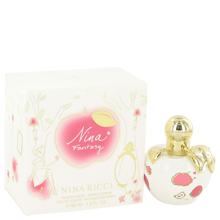 Nina Fantasy Perfume 50 ml Eau De Toilette Spray (Limited Edition) for Women