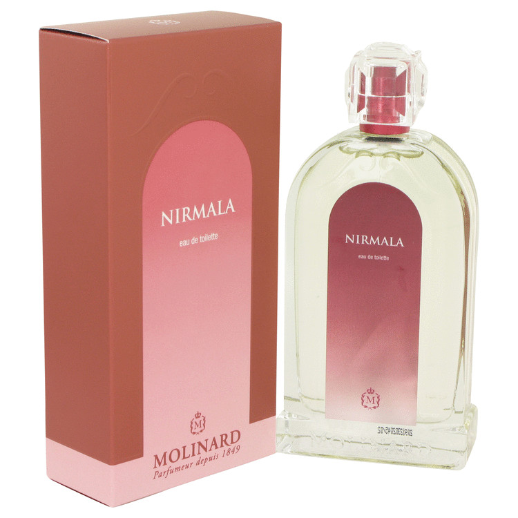 Nirmala Perfume by Molinard 100 ml Eau De Toilette Spray for Women