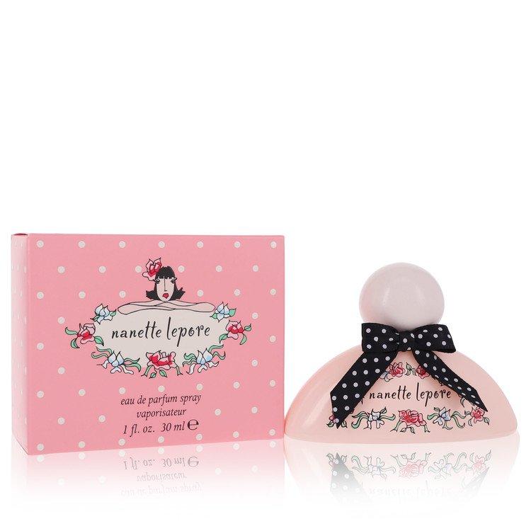 Nanette Lepore by Nanette Lepore for Women Eau De Parfum spray 1 oz