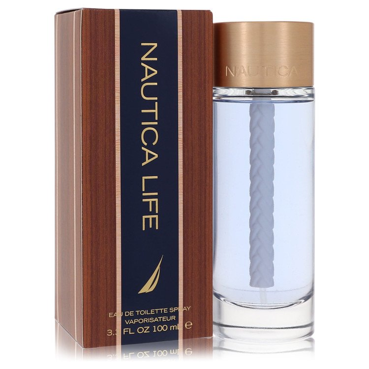 Nautica Life Cologne by Nautica 100 ml Eau De Toilette Spray for Men