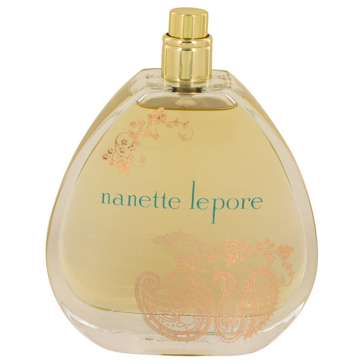 Nanette Lepore New Perfume 100 ml Eau De Parfum Spray (Tester) for Women