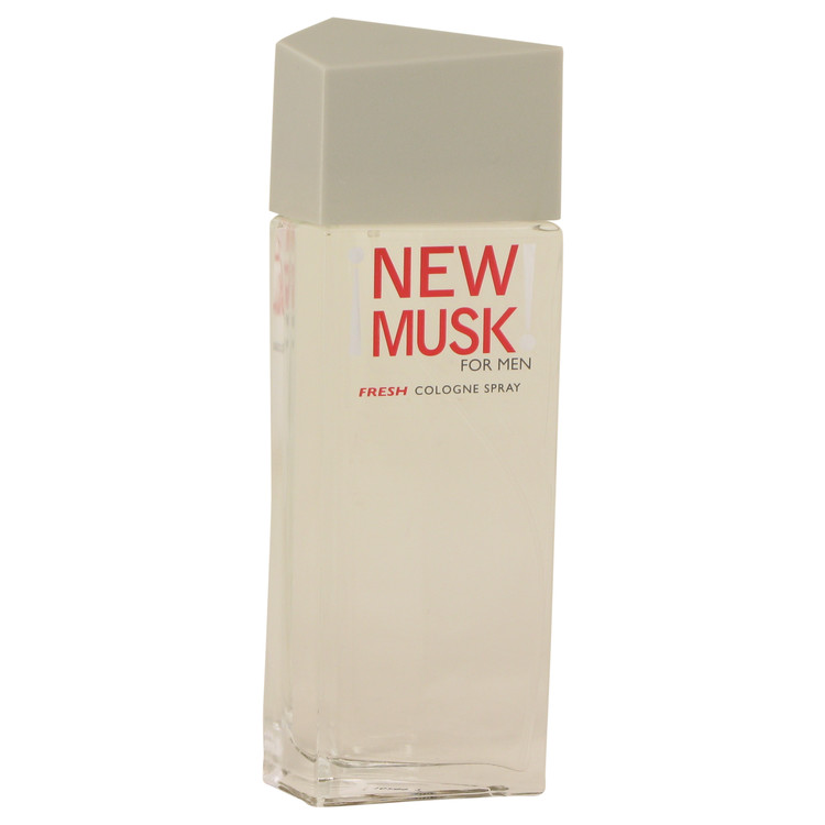 New Musk Cologne 83 ml Cologne Spray (unboxed) for Men